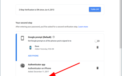 How to Switch From Google Authenticator to Another 2FA App